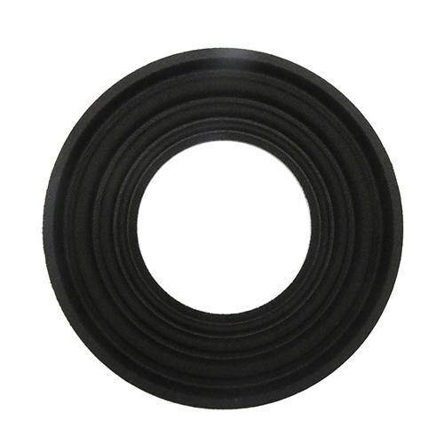 Professional design conex black speaker damper factory in China