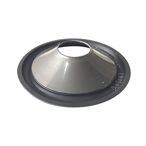Prime quality 4 inch gray injection cone with market price