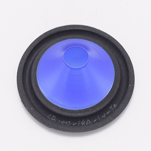 Wholesale 4 inch blue injection cone