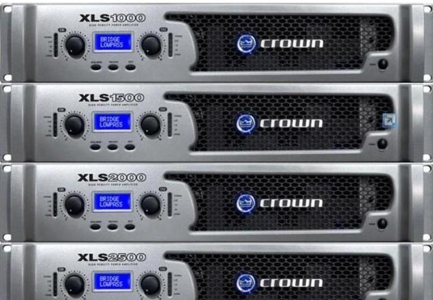 Professional karaoke power amplifier