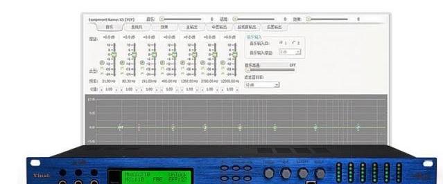 Karaoke pre processor