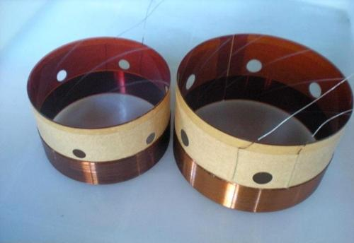 Voice coil for speaker parts