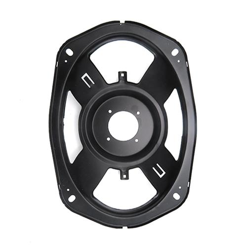 High intensity 6x9 inch steel speaker frame