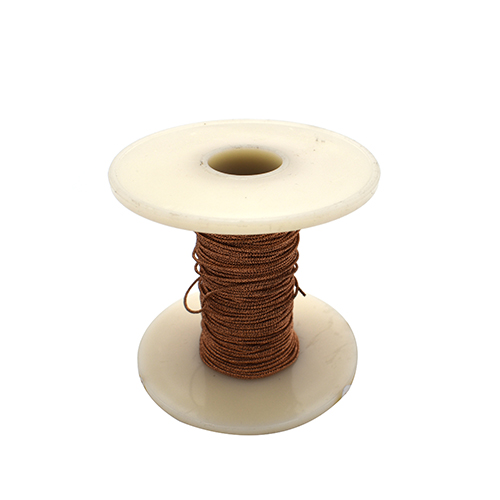 Lead wire for speaker parts manufacturer with 6 strands of high temperature copper wire