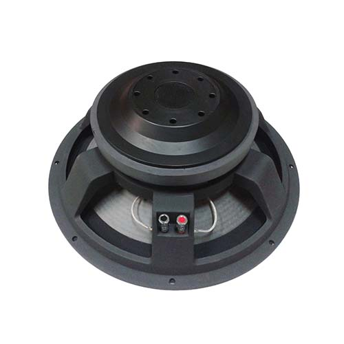 High power 15 inch PA speaker with RMS 600W, Ferrite Magnet
