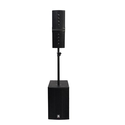 Wholesale 2X10 inch Professional Line array,built-in DSP function