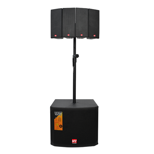 Professional passive12 inch line array,built-in DSP function manufacturer